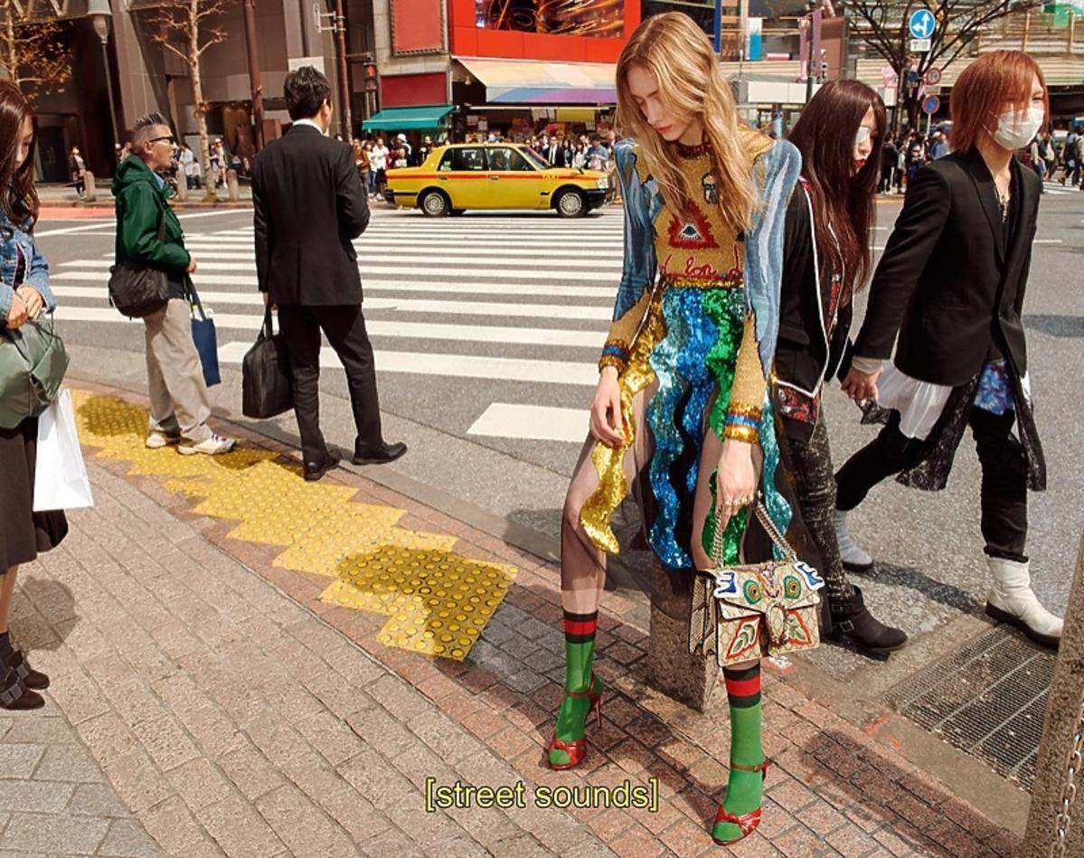 Kampania Gucci na jesień-zimę 2016