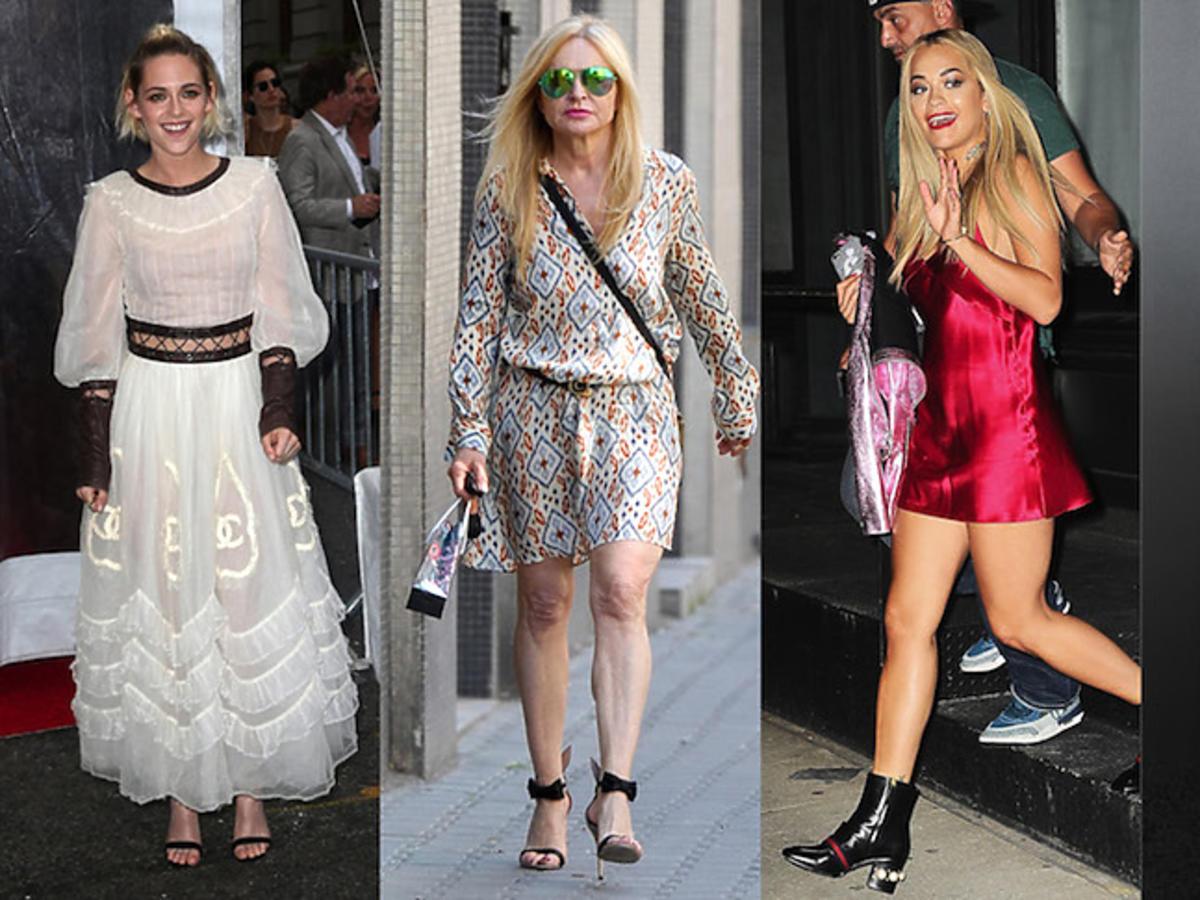 Kristen Stewart, Monika Olejnik, Rita Ora, Winona Ryder i najgorsze stylizacje tygodnia