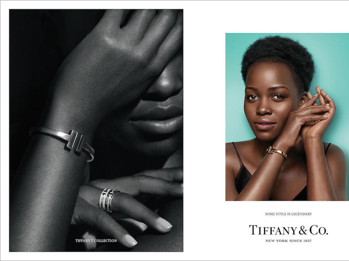 Lupita Nyong'o w kampanii Tiffany & Co.