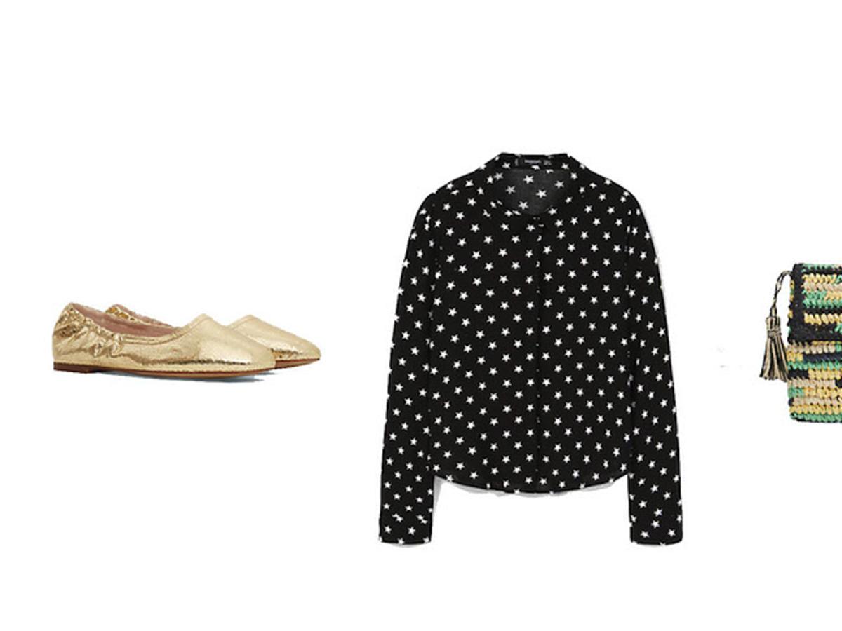 Modne ubrania i dodatki z letniej wyprzedaży w Mango