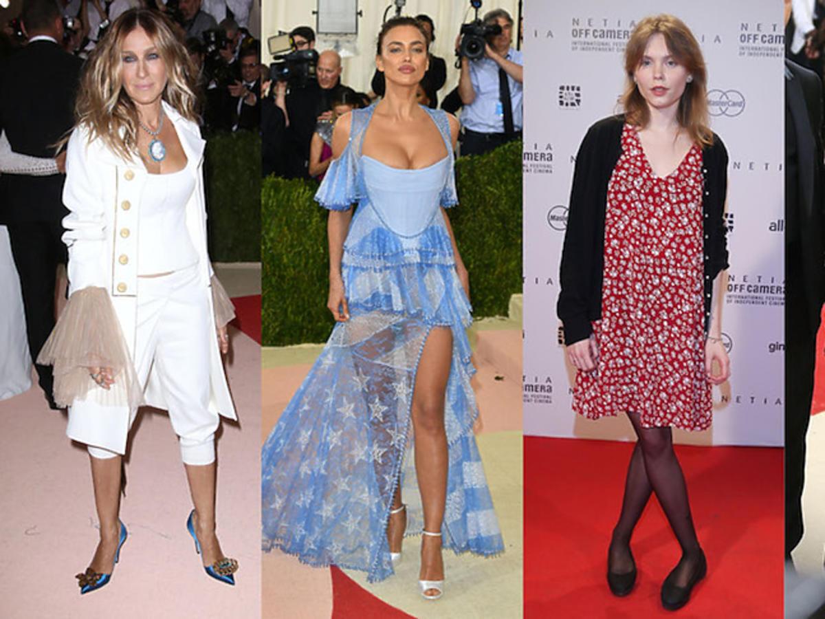 Najgorsze stylizacje tygodnia: Sarah Jessica Parker, Irina Shayk, Agata Trzebuchowska, Madonna