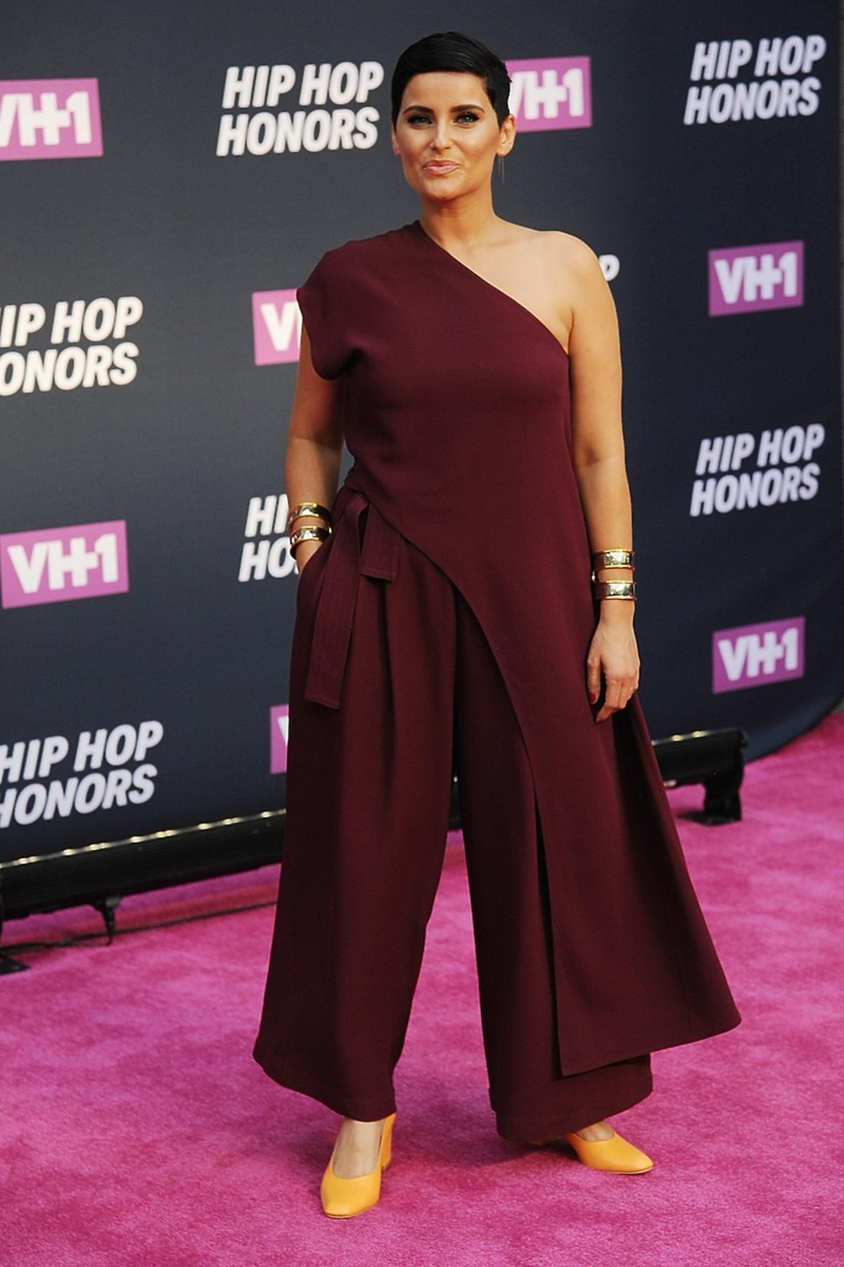 Nelly Furtado na gali VH1 Hip Hop Honors