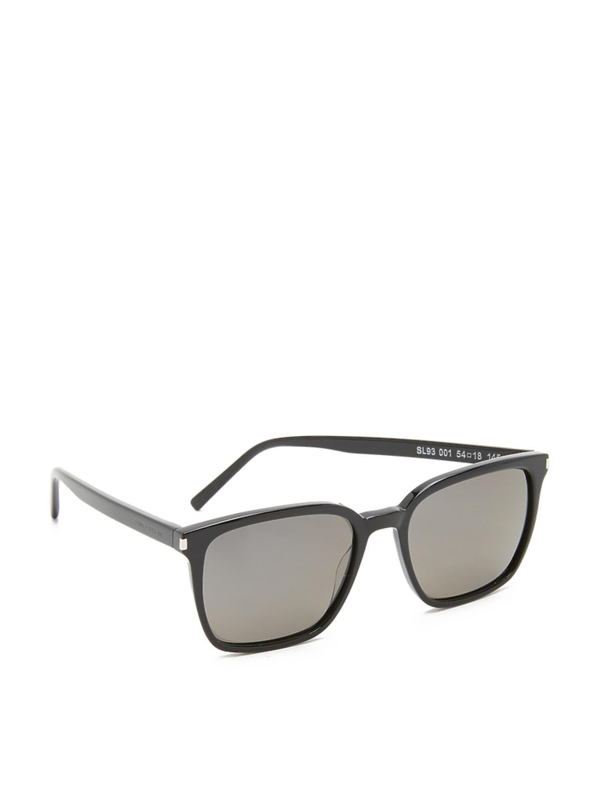 Okulary przeciwsłoneczne marki Saint Laurent, ok. 1300 zł