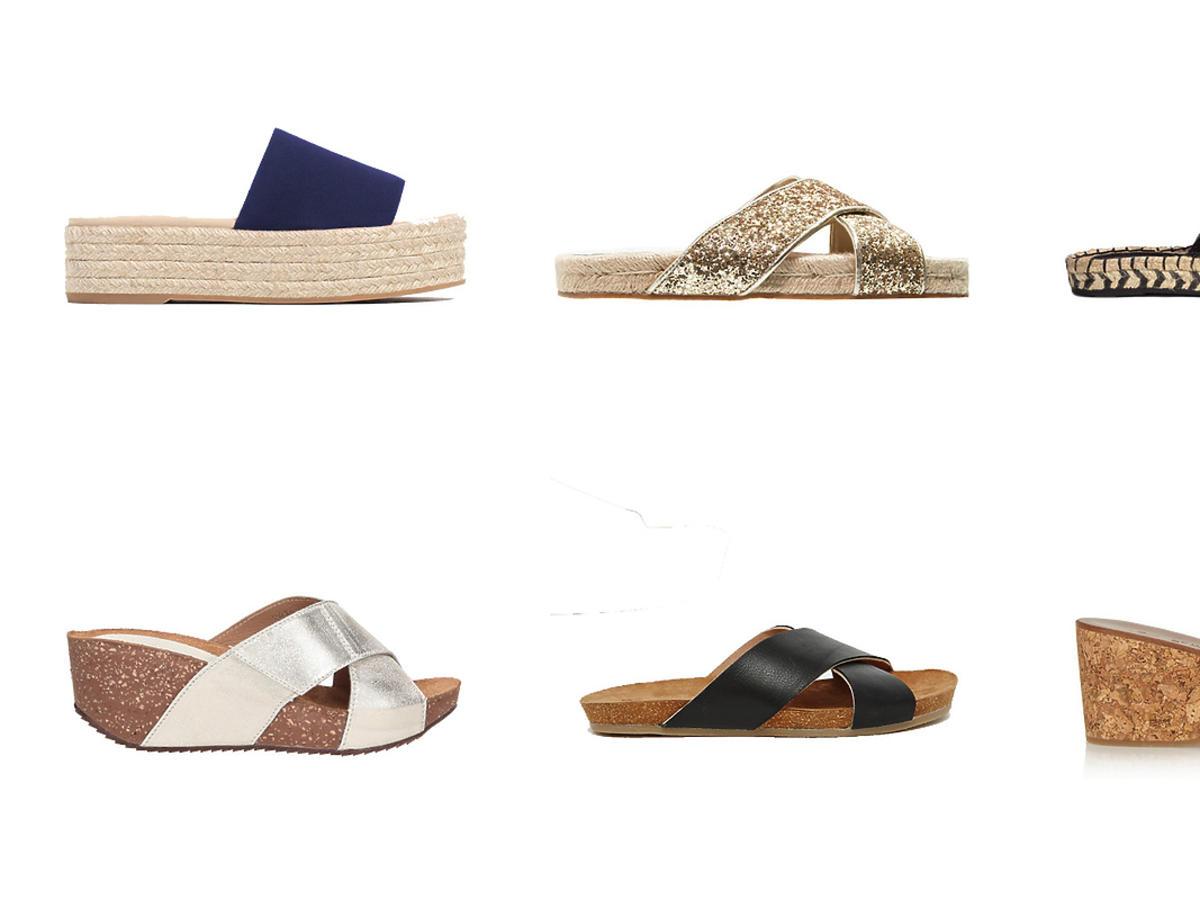 Wyprzedaż 2016: modne buty i klapki