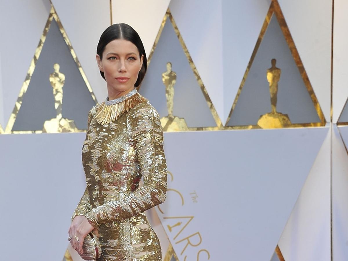 Gala Oscarów 2017 Jessica Biel