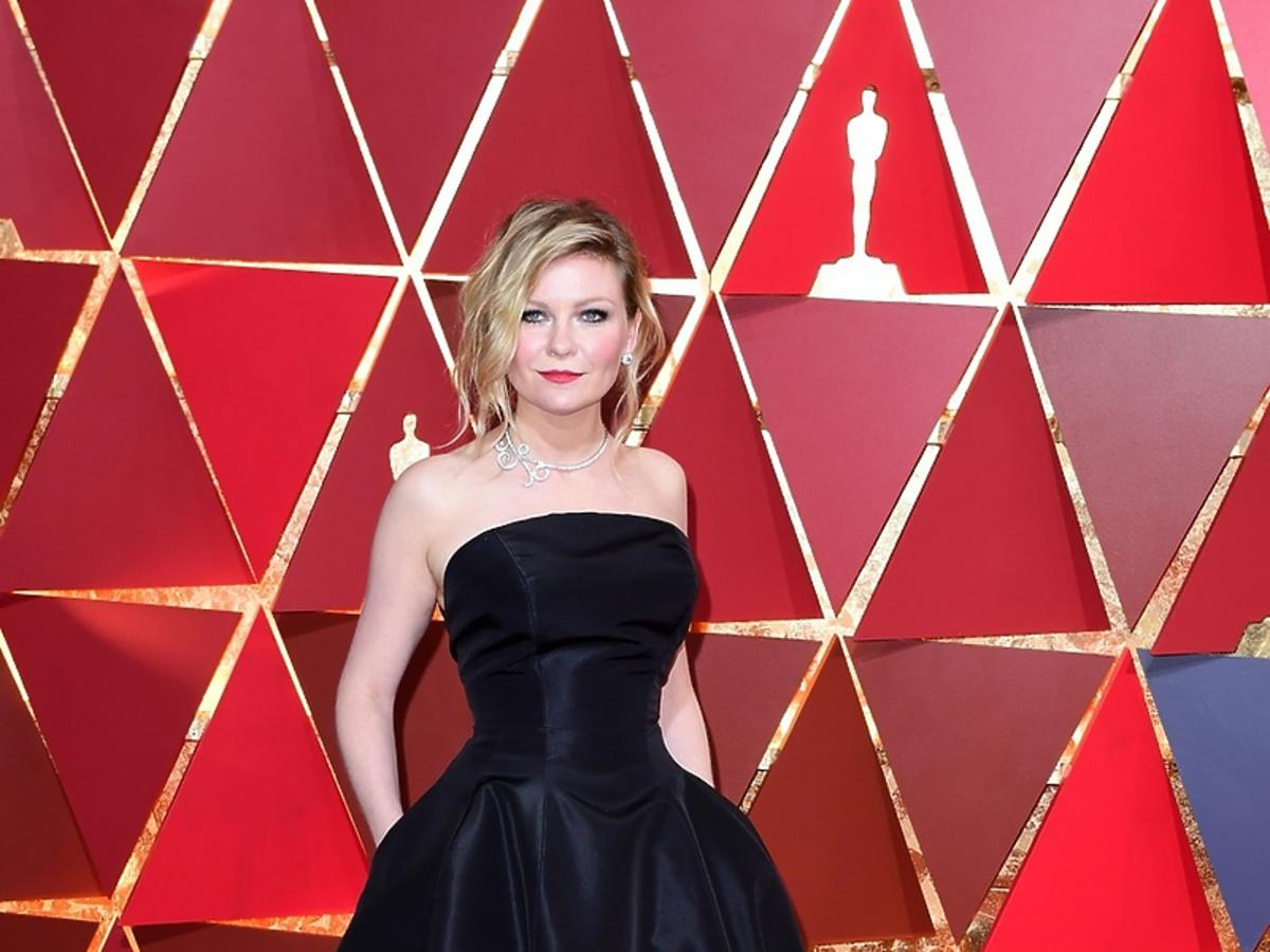 Gala Oscarów 2017 Kirsten Dunst