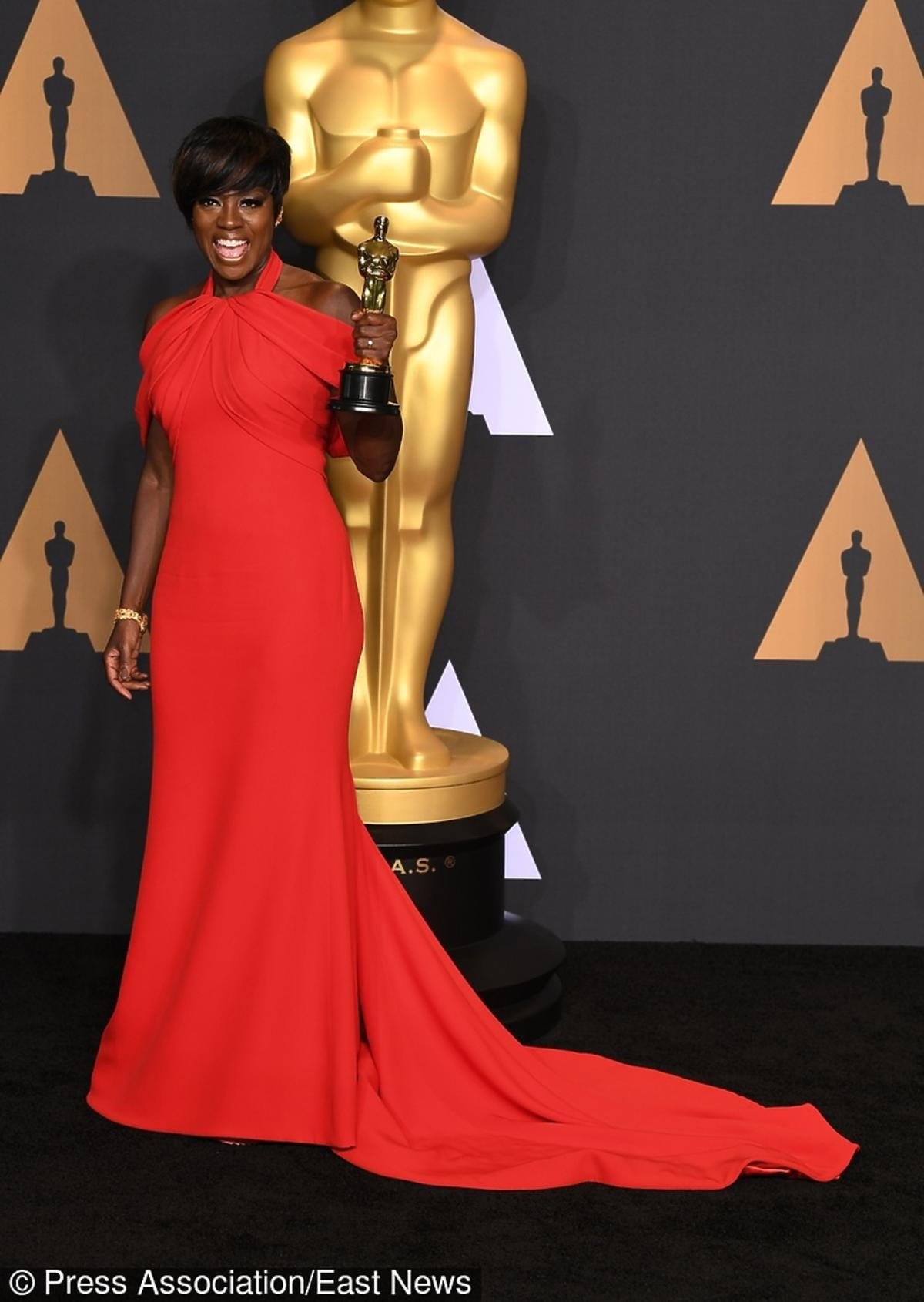 Gala Oscarów 2017 Viola Davies