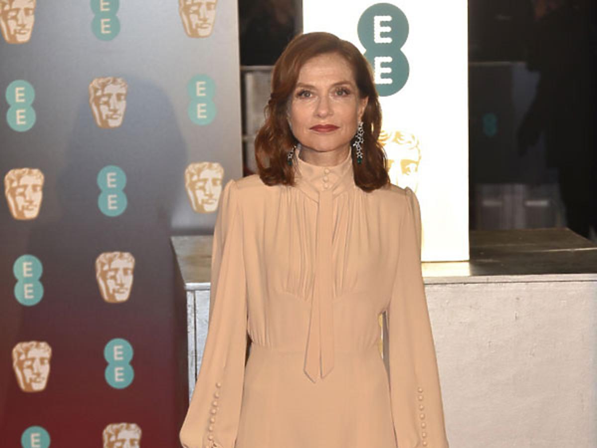 Isabelle Huppert - dostanie Oscara?