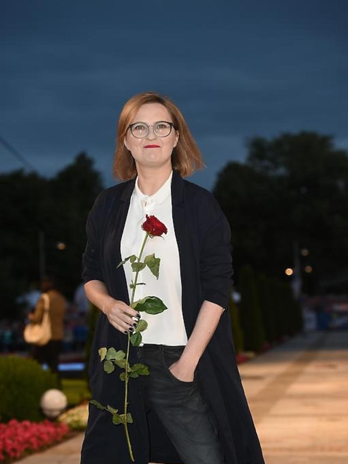 Iza Kuna na Festiwalu Gwiazd w Międzyzdrojach