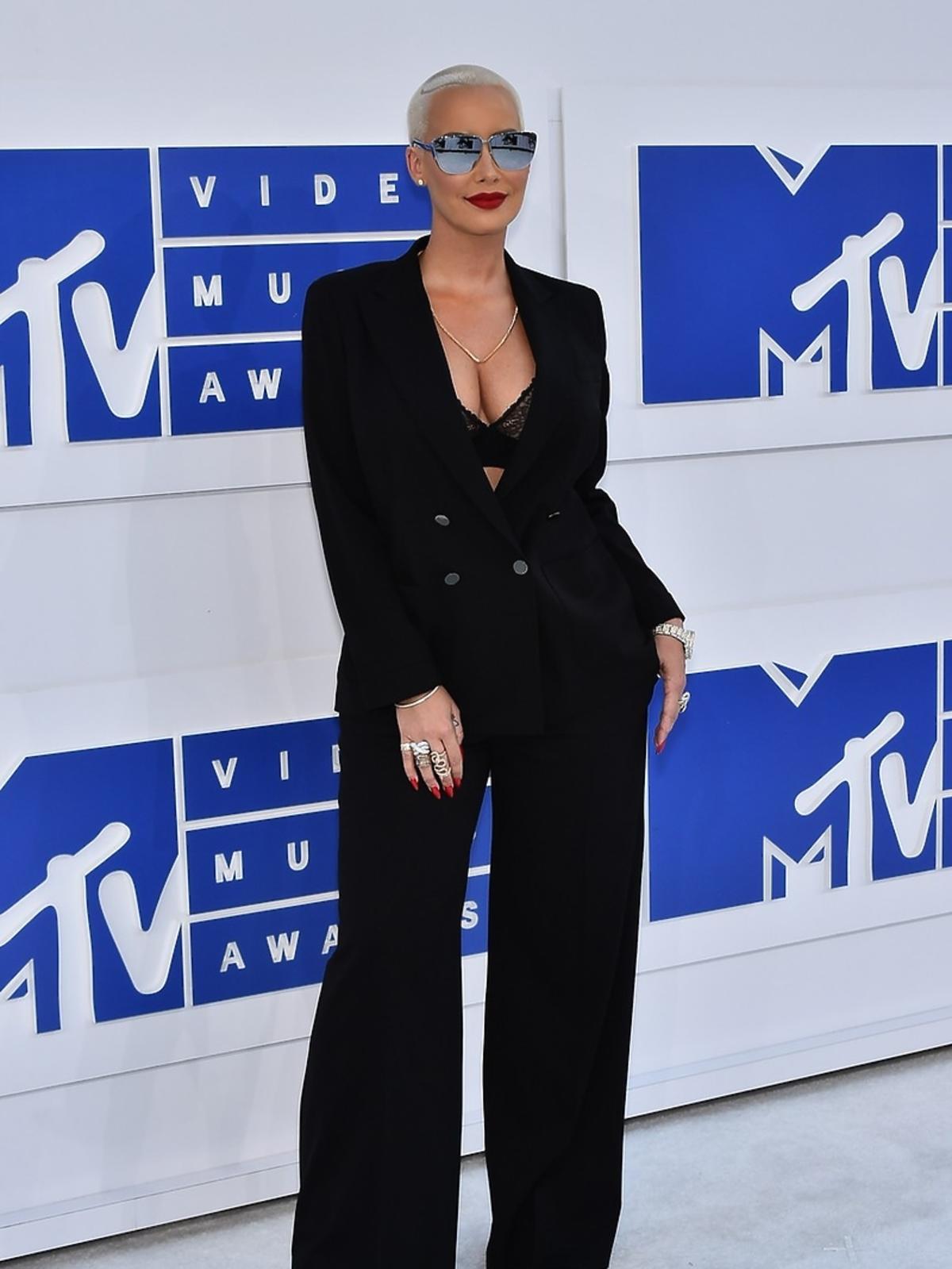 Gala MTV Video Music Awards 2016 Amber Rose