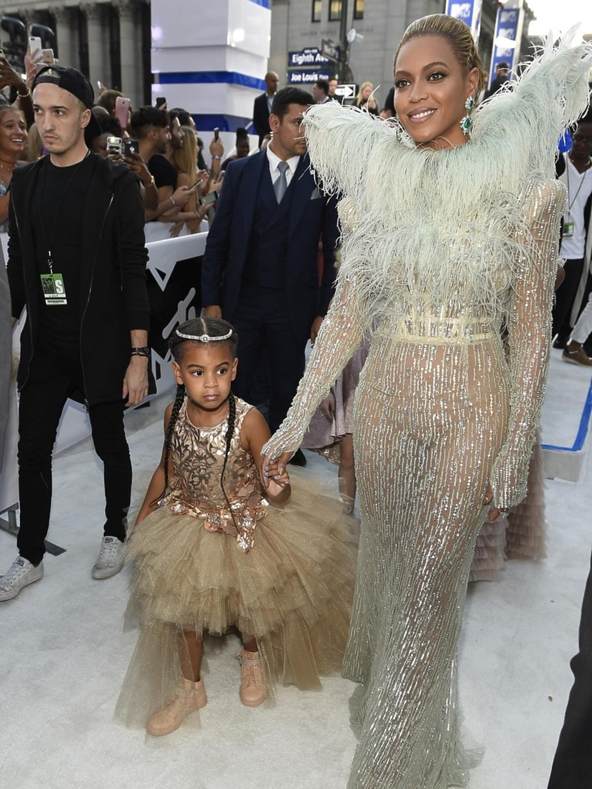 Gala MTV Video Music Awards 2016: Beyonce z córką