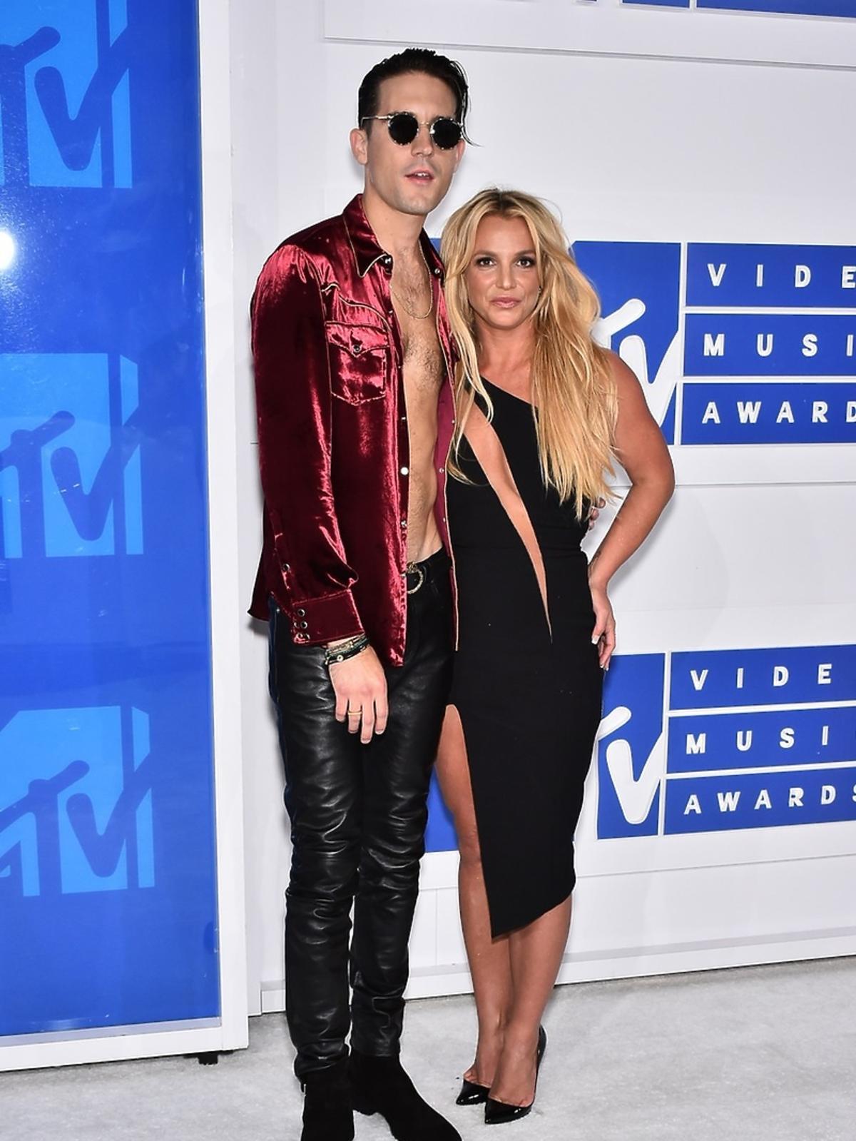 Gala MTV Video Music Awards 2016 E-Gazy, Britney Spears