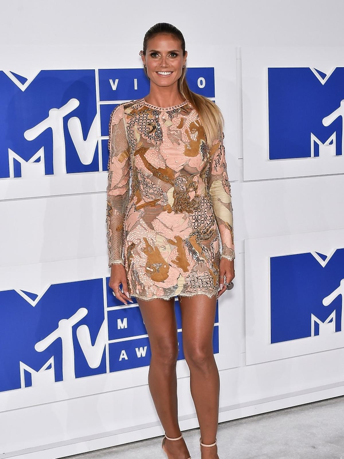 Gala MTV Video Music Awards 2016 Heidi Klum