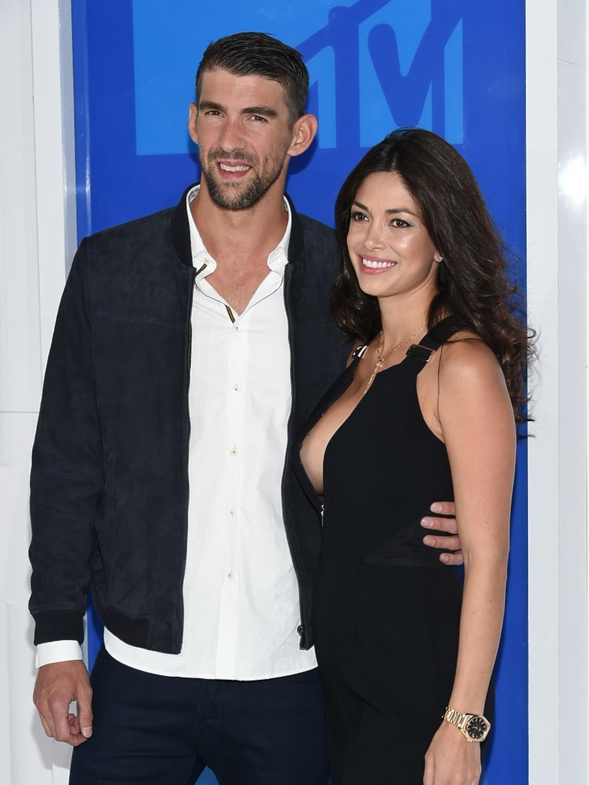 Gala MTV Video Music Awards 2016 Michael Phelps