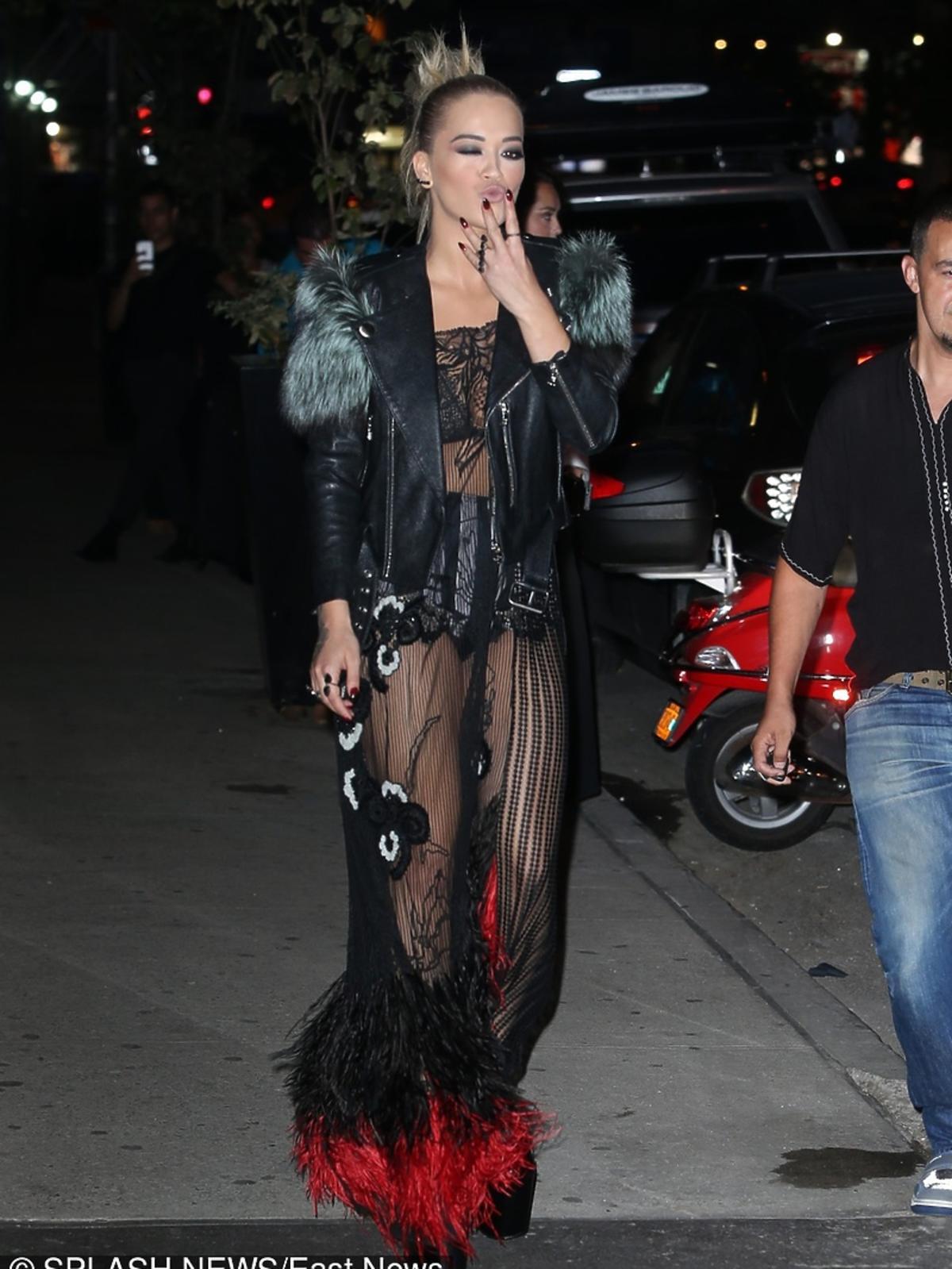 Gala MTV Video Music Awards 2016 Rita Ora