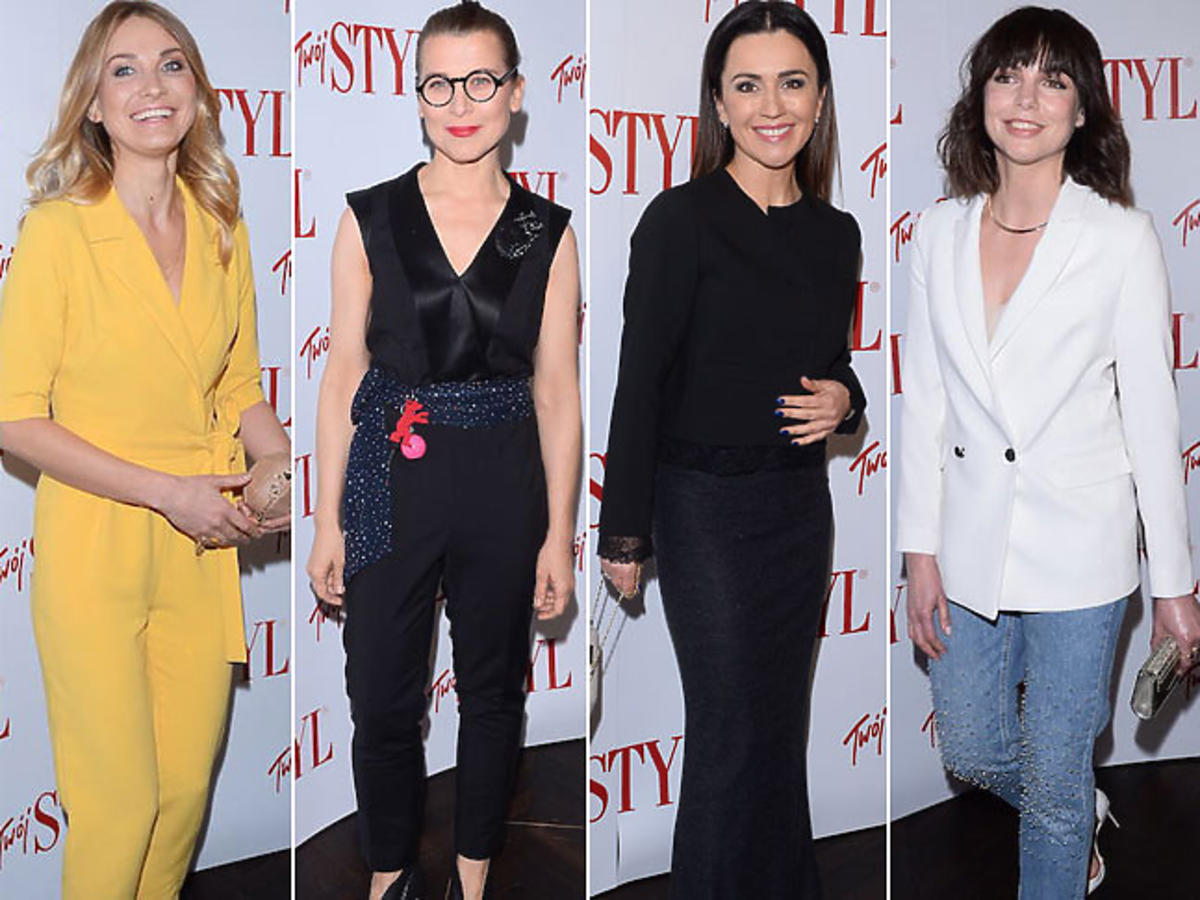 Gwiazdy na imprezie Kobieta Roku Twojego Stylu 2017