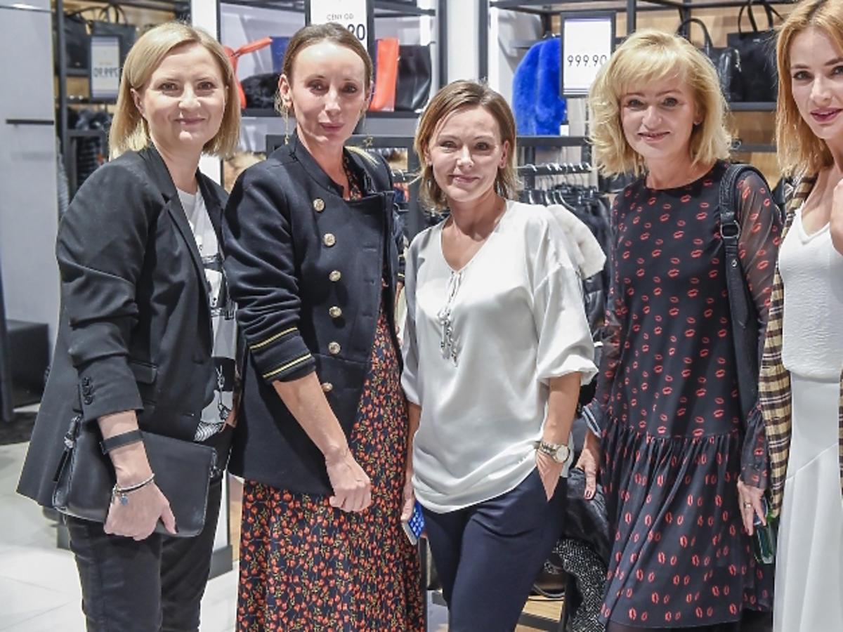 Iza Kuna, Dorota Williams, Joanna Sokołowska-Pronobis, Kasia Żak, Anna Dereszowska