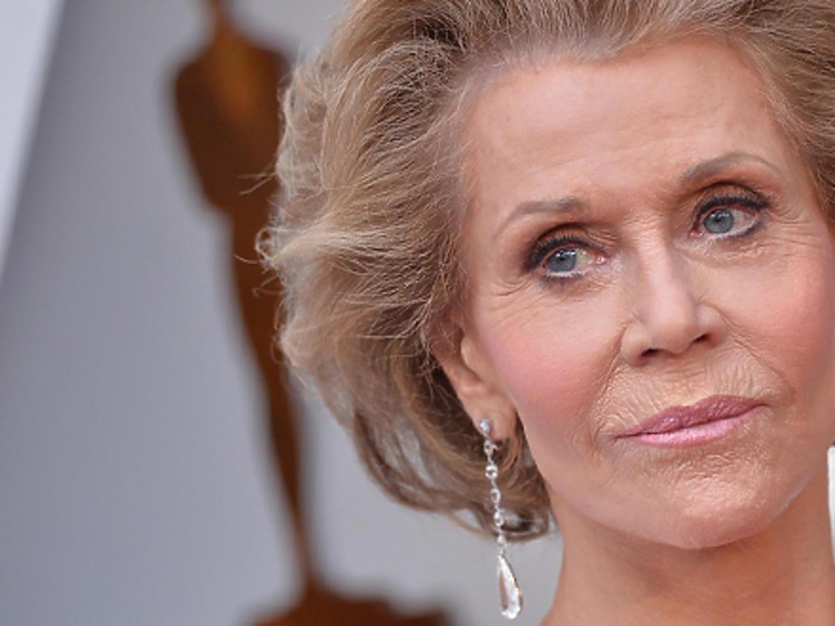 Jane Fonda na Oscarach 2018
