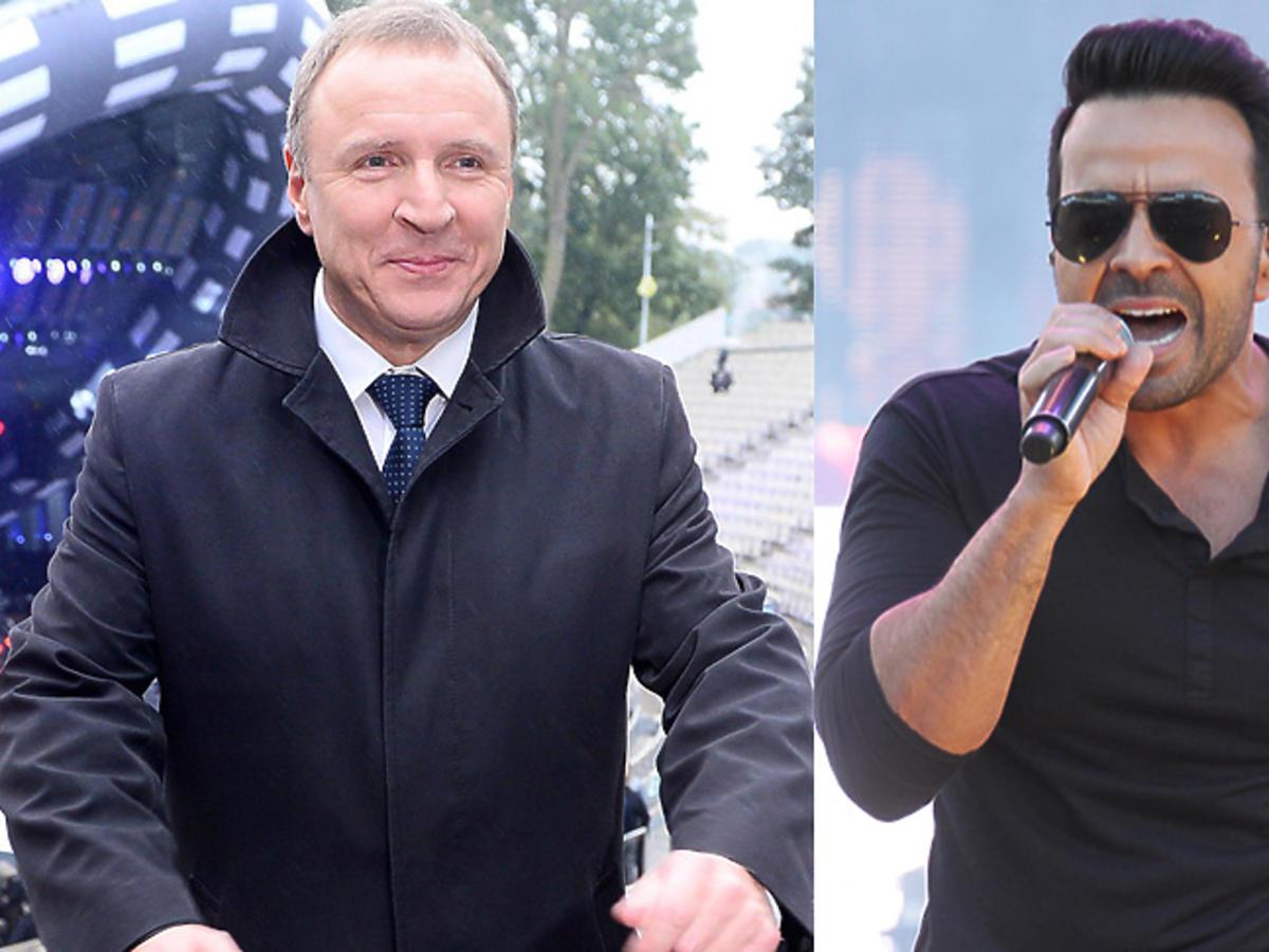 Luis Fonsi wystąpi w Polsce na Sylwestrze TVP