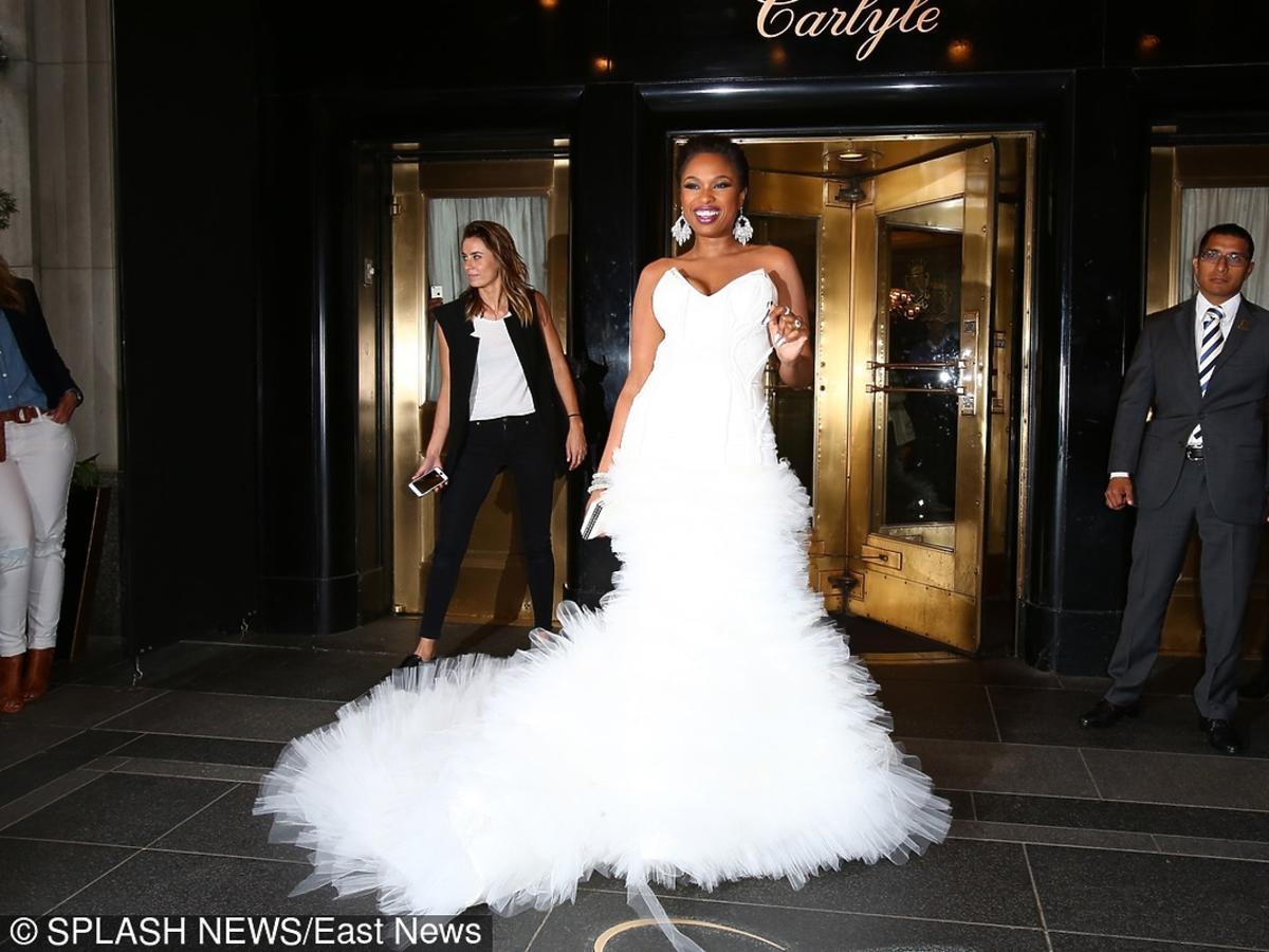 Jennifer Hudson na MET Gala 2016 w Nowym Jorku