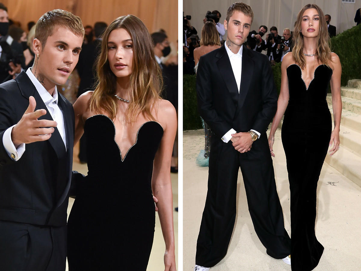 Justin i Hailey Bieber na MET GALA 2021