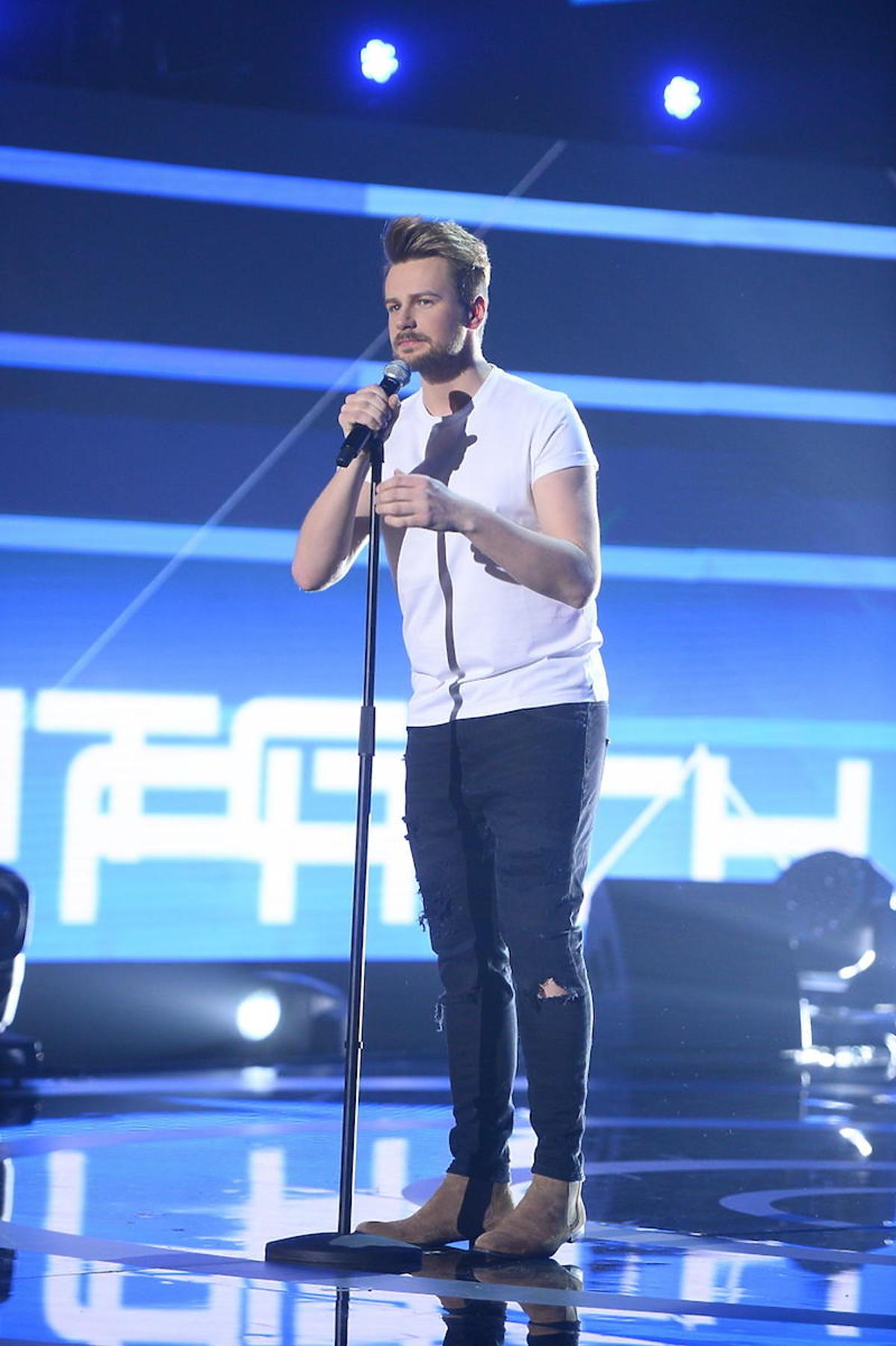 Martin Fitch - polskie preselekcje do Eurowizji