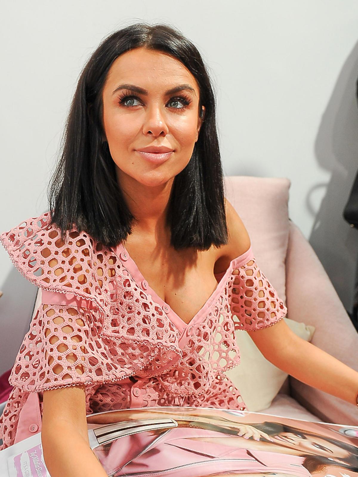 Natalia Siwiec pierwszy raz na salonach po urodzeniu dziecka