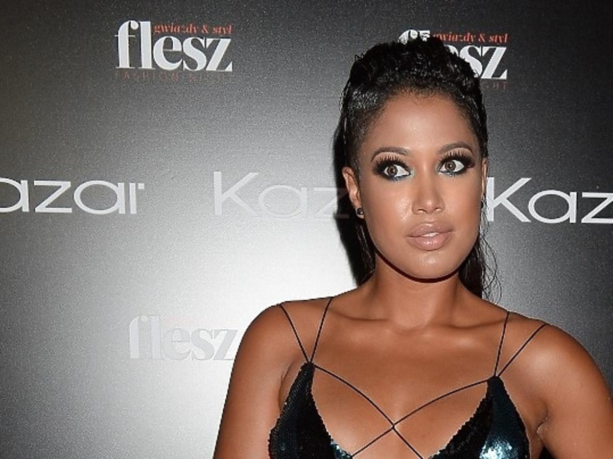 Patrycja Kazadi muzą Lidii Kality na Flesz Fashion Night