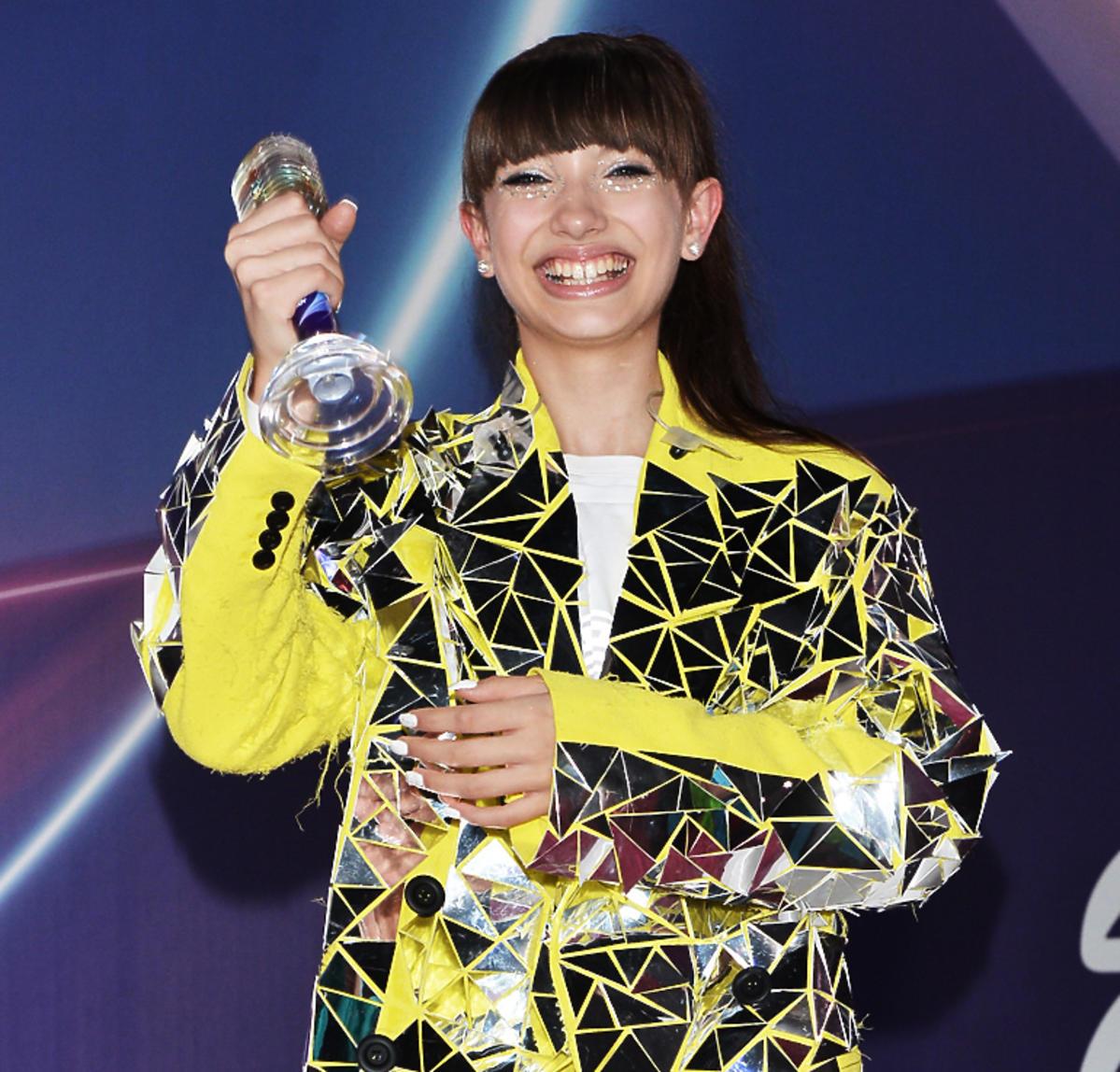 Viki Gabor wygrała Eurowizję Junior 2019