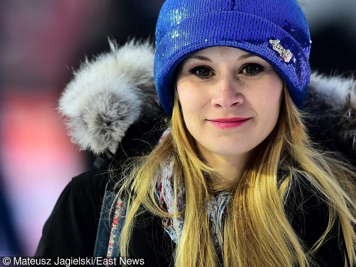 Żona Kamila Stocha, Ewa Bilan