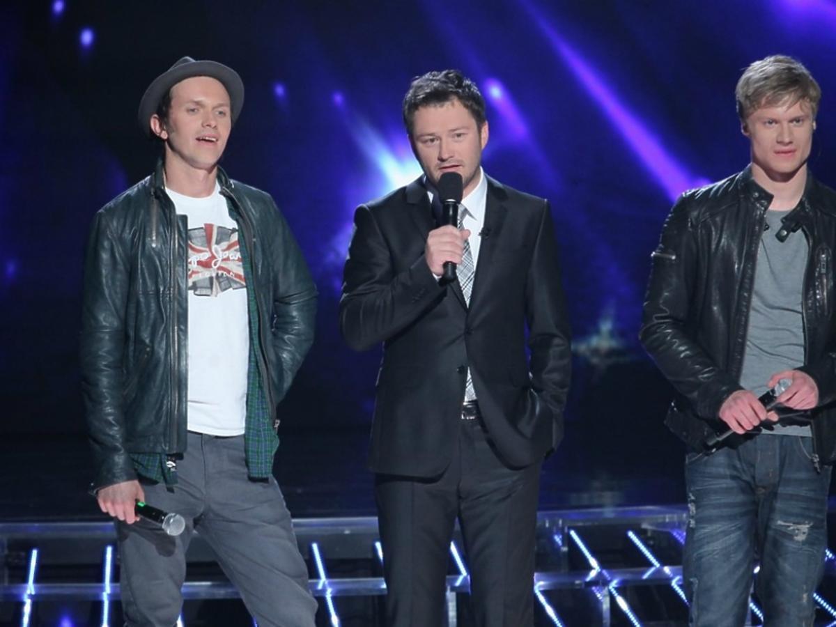 Jarosław Kuźniar w X-Factor