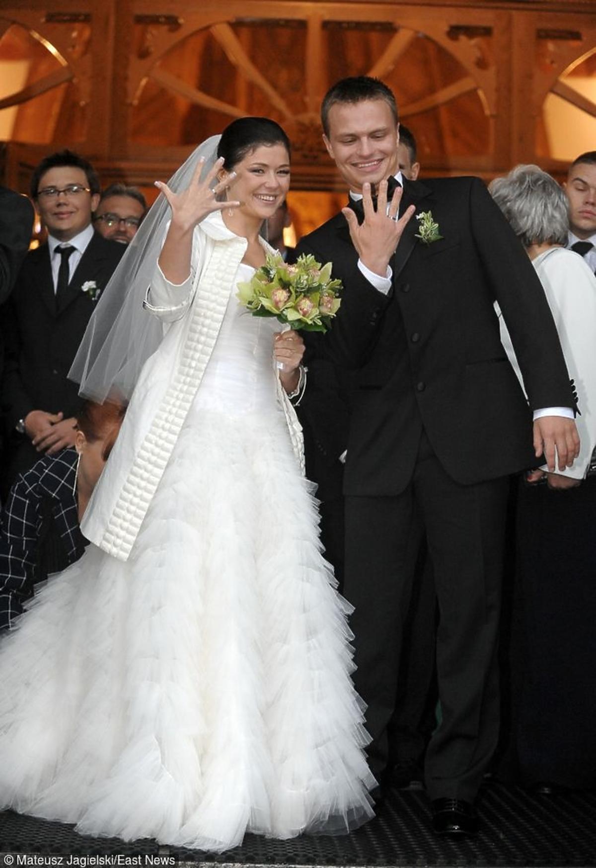 7. rocznica ślubu Kasi Cichopek