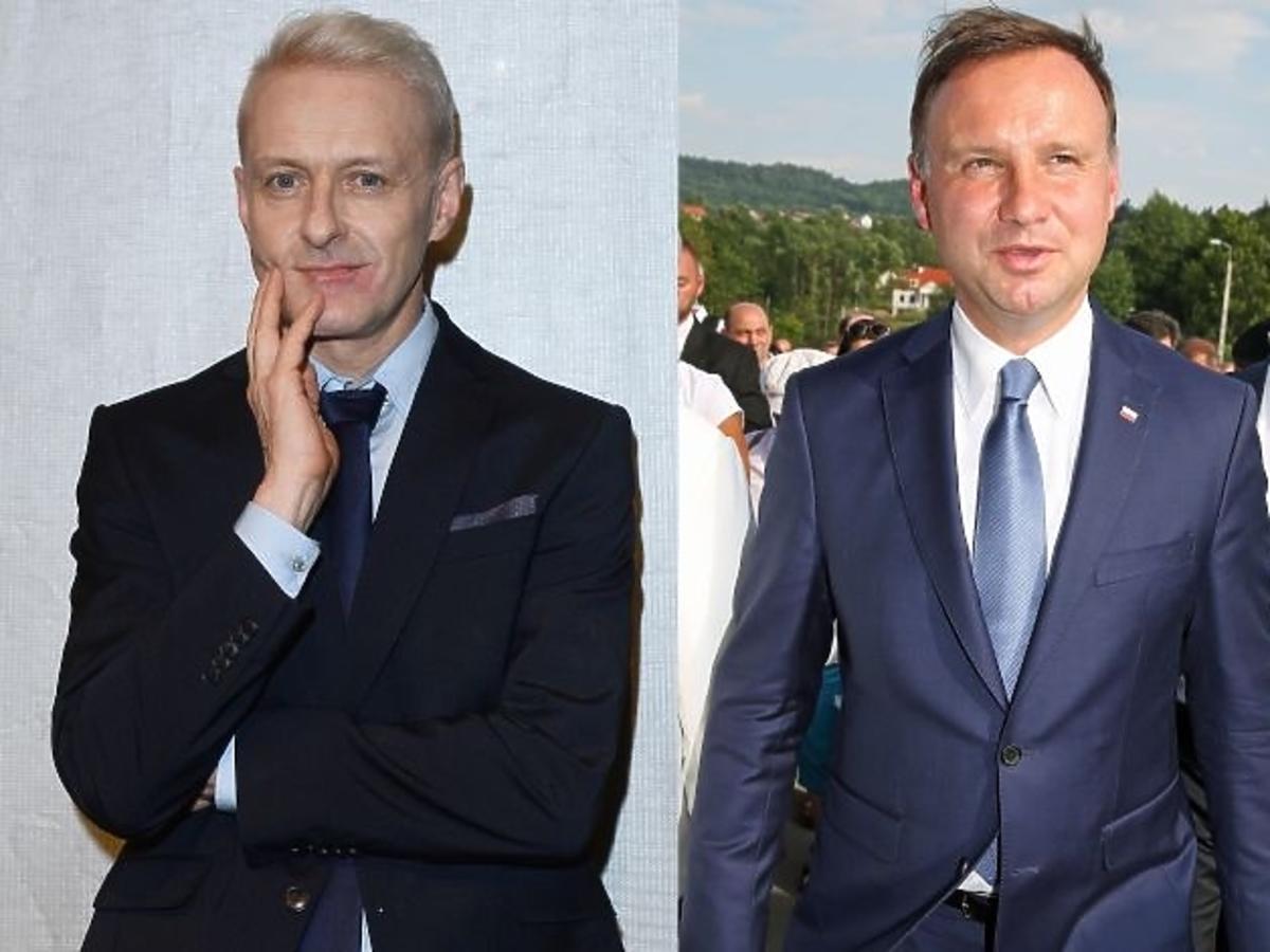 Andrzej Duda, Jacek Poniedziałek