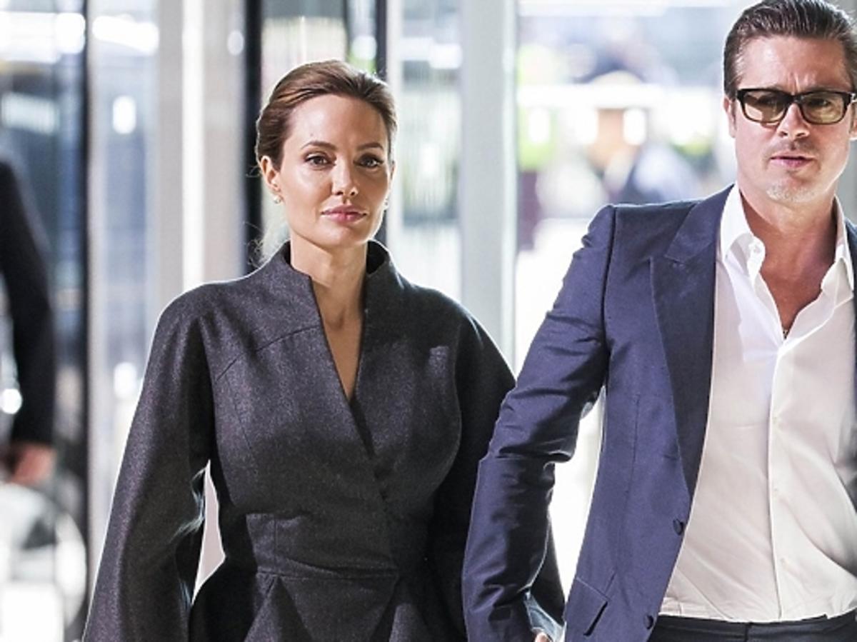 """Angelina Jolie i Brad Pitt zagrali w filmie """"By the Sea"""""""