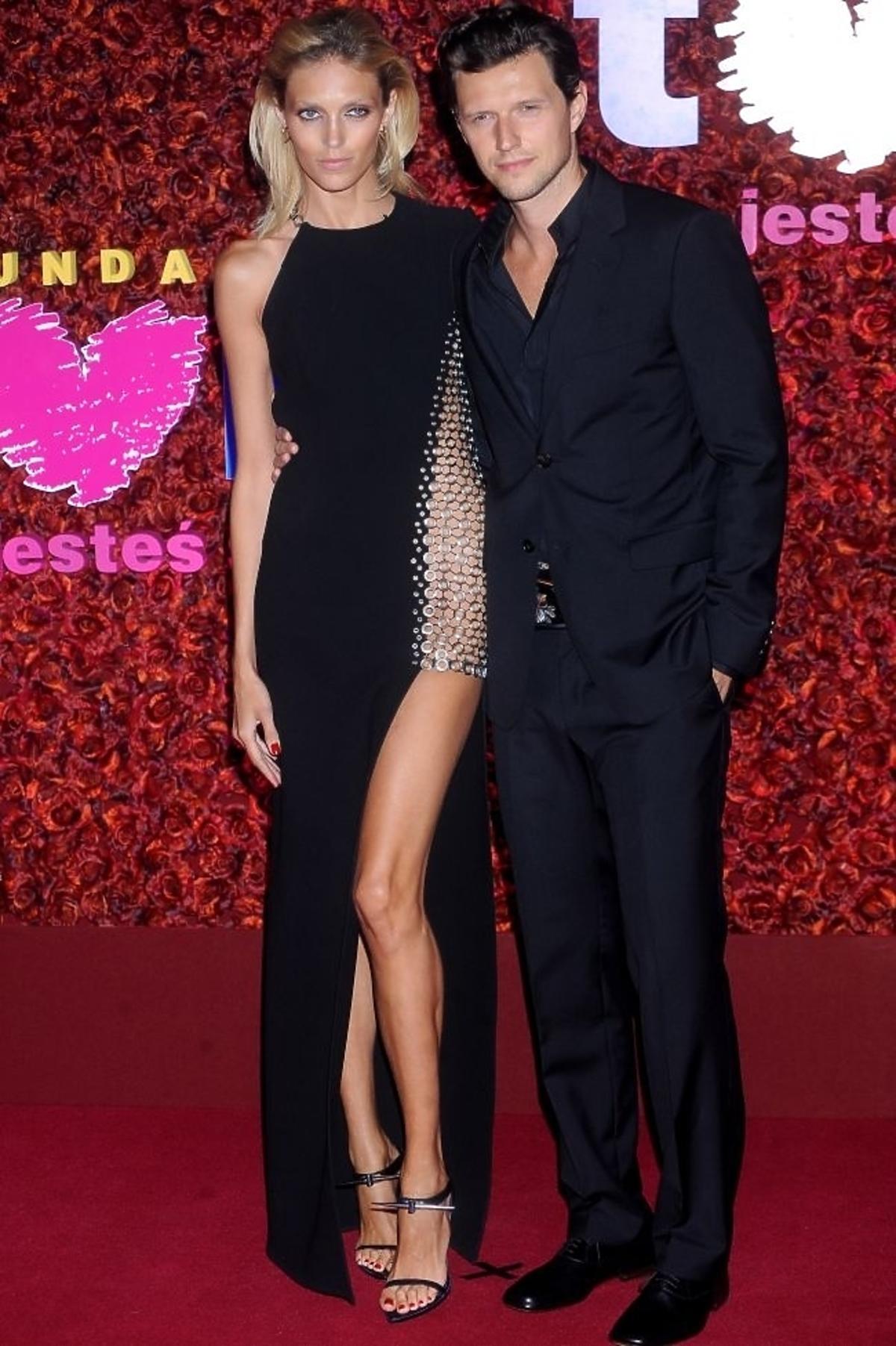 Anja Rubik i Sasha Knezevic najlepiej ubranymi gwiazdmi 2013 według magazynu