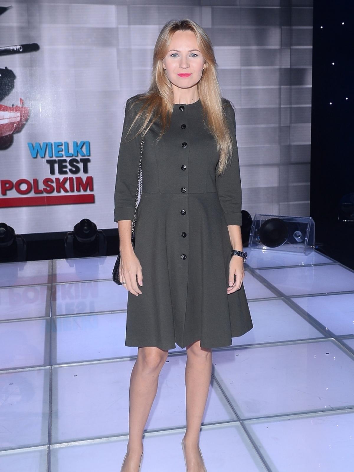 Anna Guzik na Wielkim Teście o Wojsku Polskim