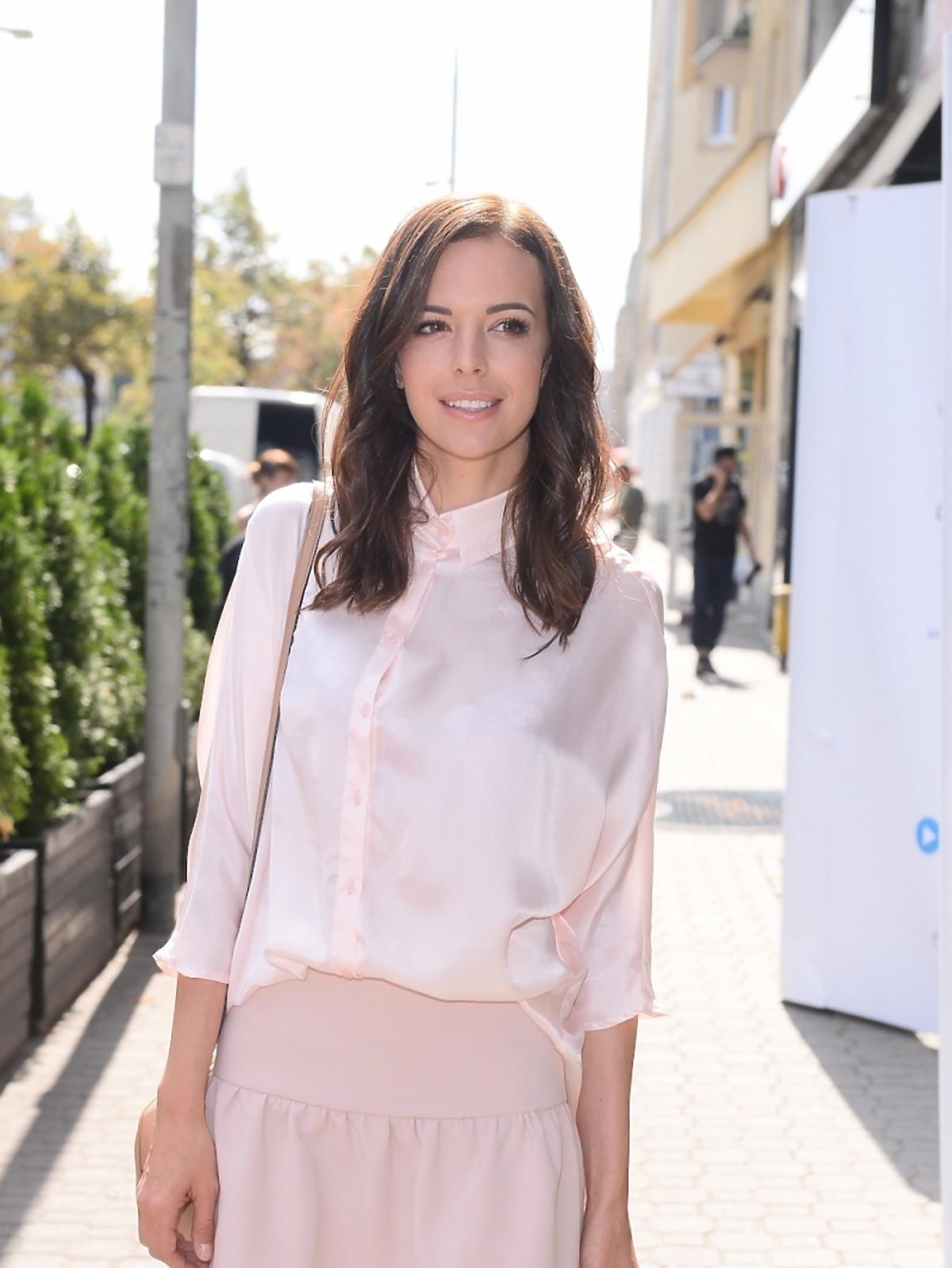 Anna Wendzikowska na konferencji