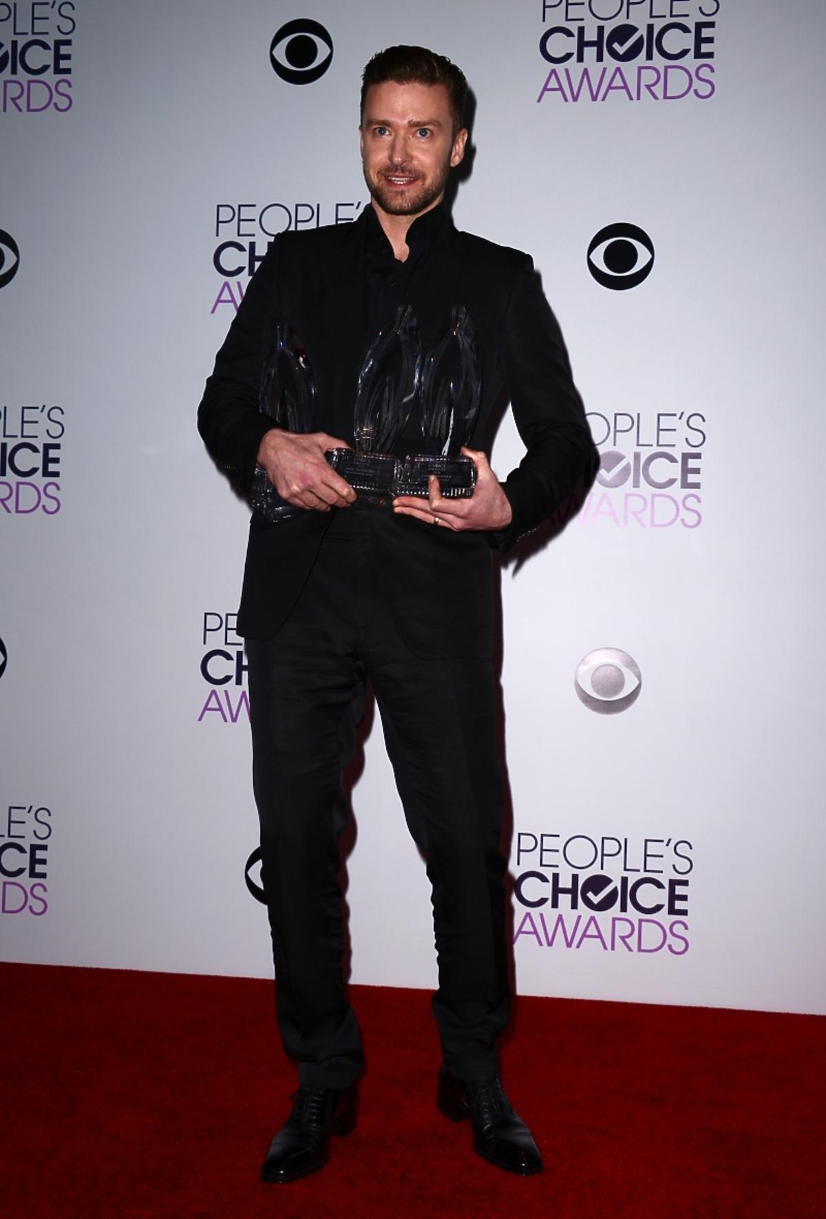 Artur Chamski jako Justin Timberlake w Twoja twarz brzmi znajomo