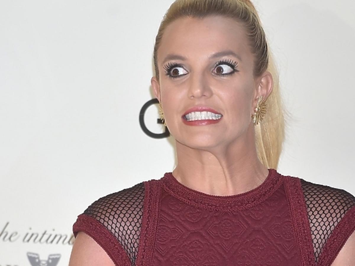 Awantura na lotnisku o Britney Spears