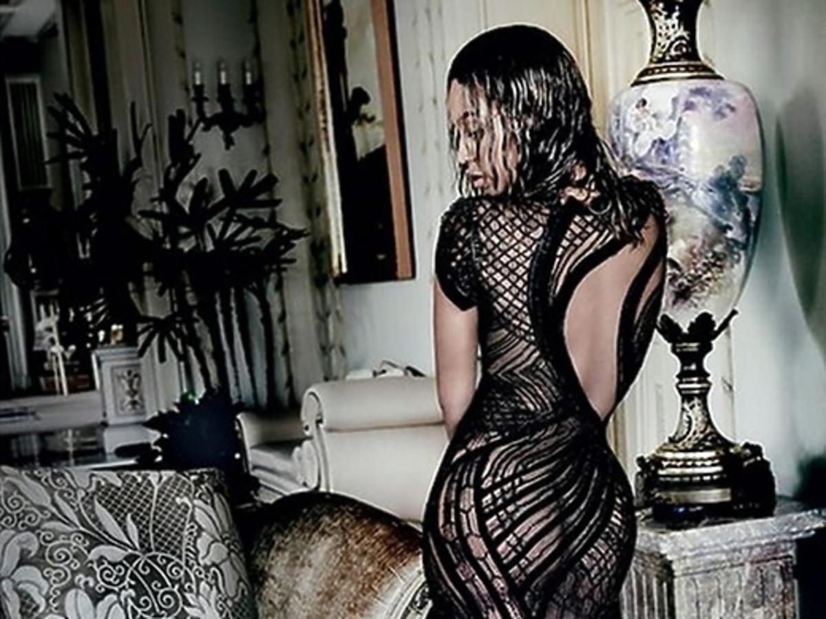 Beyonce w Vogue 2015
