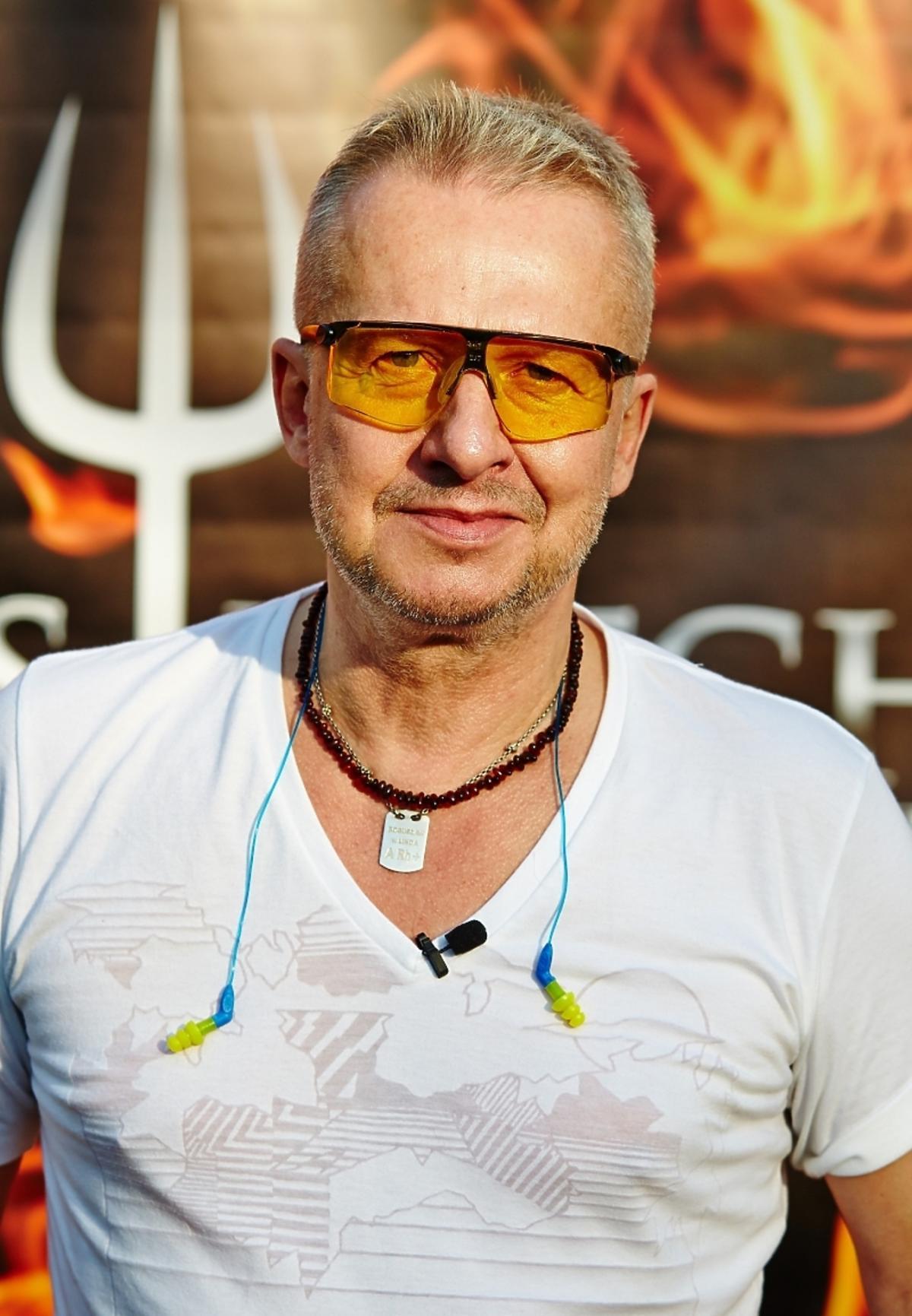 Bogusław Linda w Hell's Kitchen