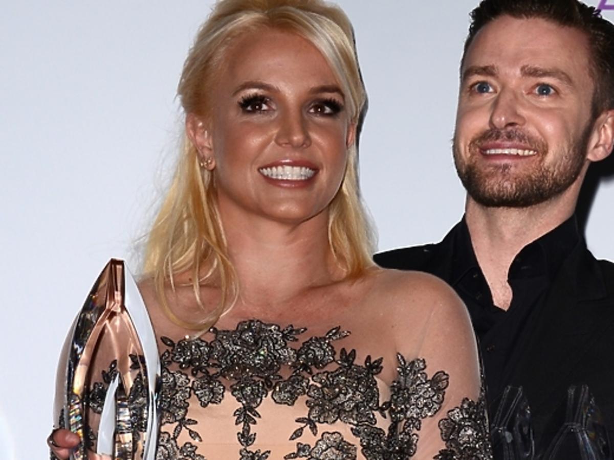 Britney i Justin Timberlake na People's Choice Awards 2013