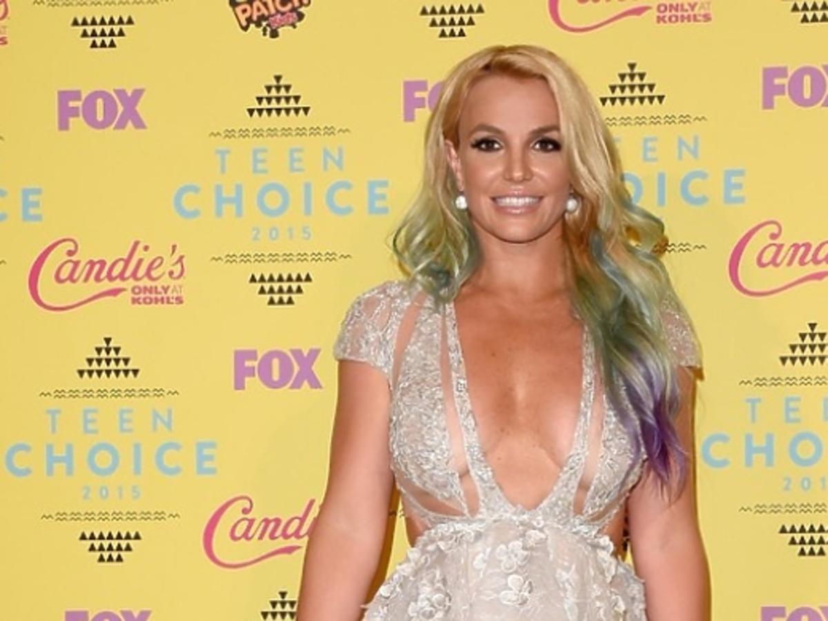 Britney Spears, Teen Choice Awards