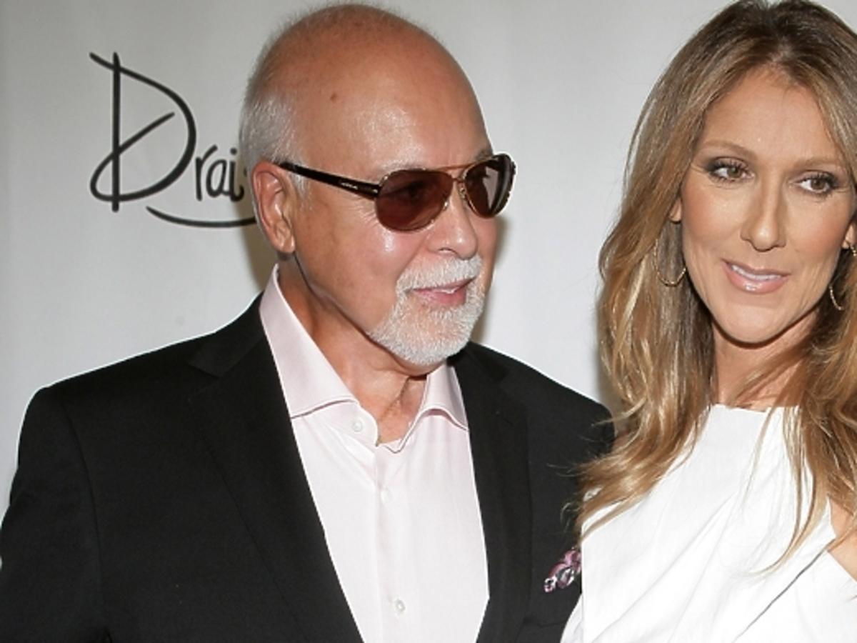 Celine Dion o chorobie męża