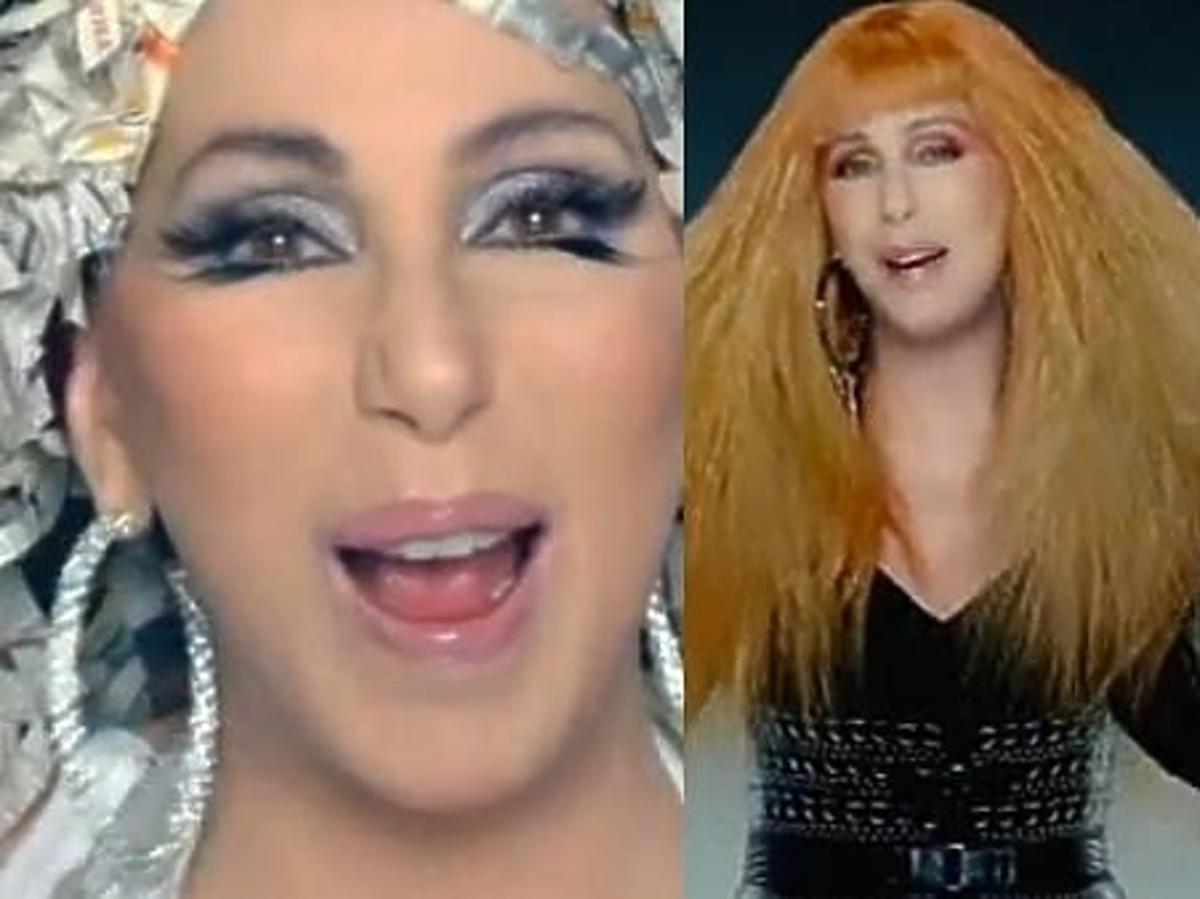 Cher - Woman's World