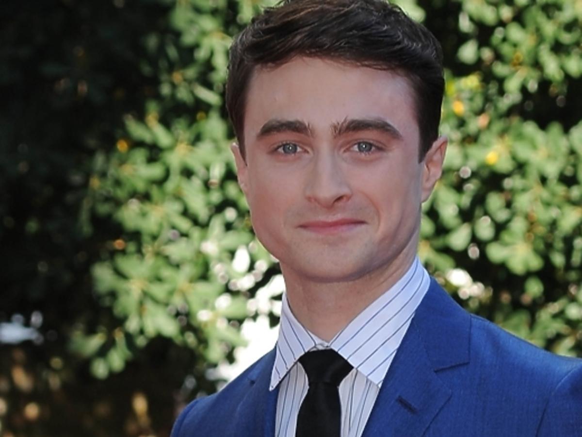 Daniel Radcliffe ma nową fryzurą. Daniel Radcliffe w długich włosach