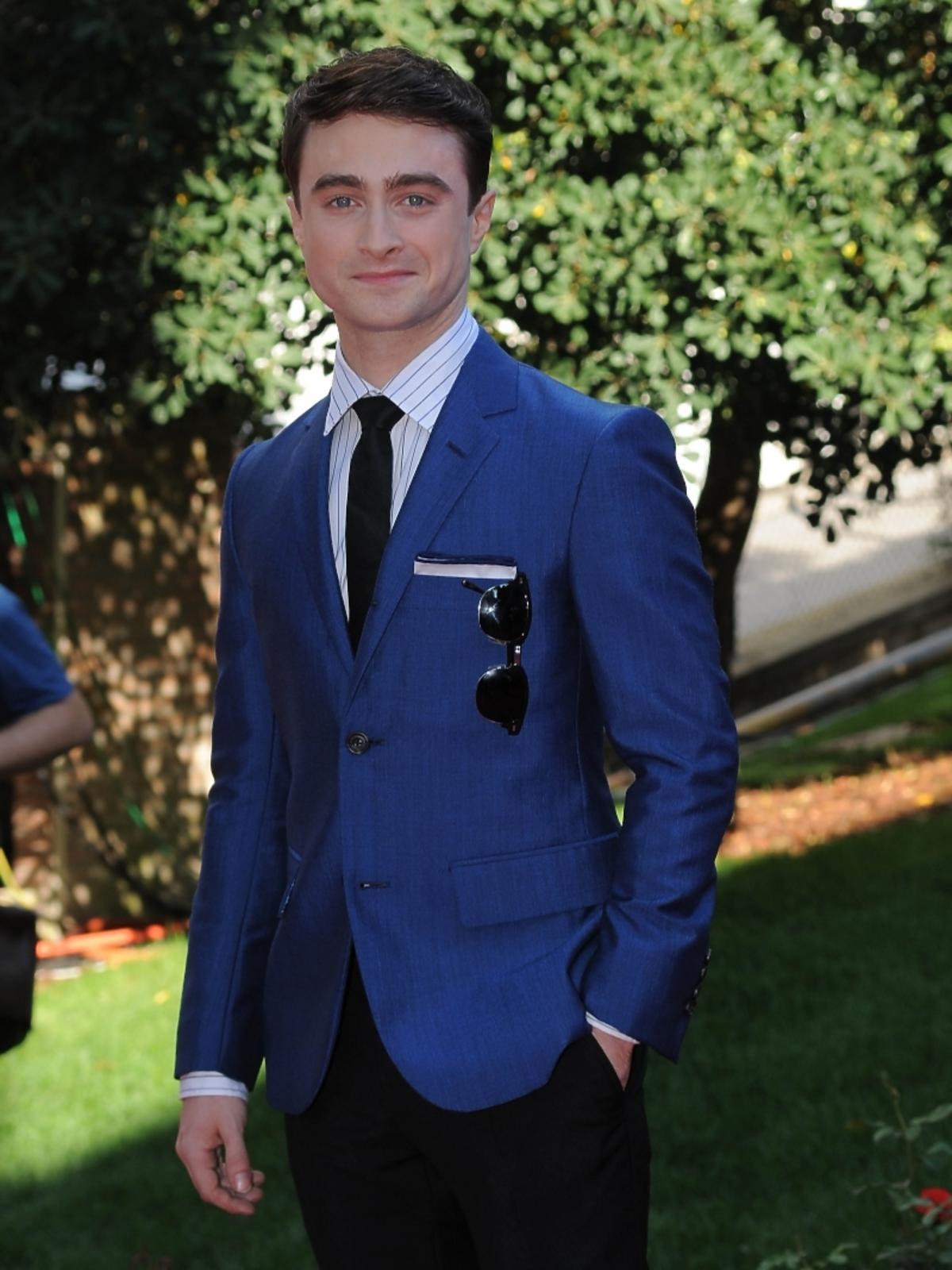 Daniel Radcliffe ma nową fryzurę