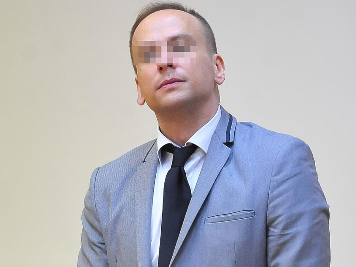 Dariusz Krupa w warszawskim sądzie