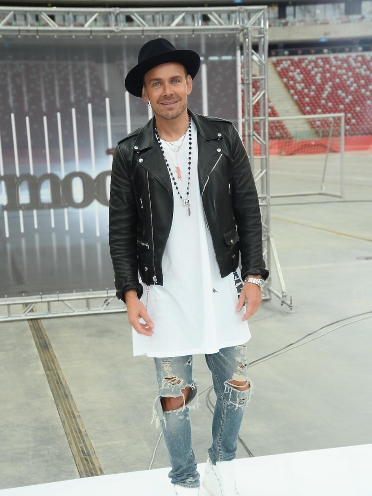 Dawid Woliński, casting do piątej Edycji Top Model