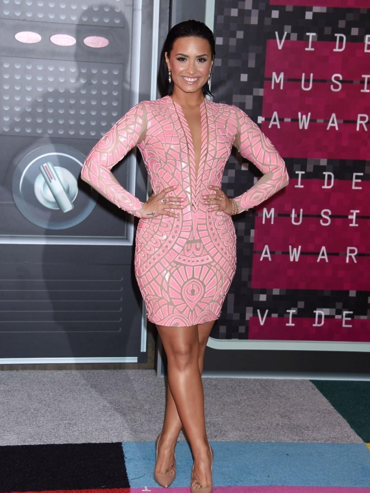 Demi Lovato na gali MTV Music Awards 2015